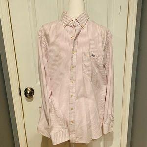 Vineyard Vines long sleeve dress shirt.